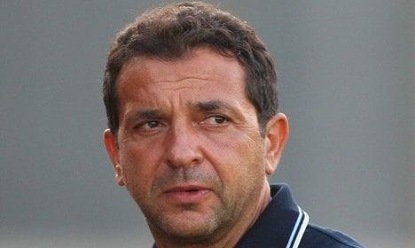 Catania chief admits match-fixing: prosecutor