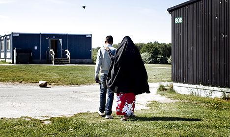 Denmark's asylum seeker numbers up again