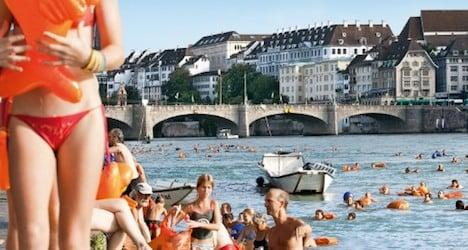 Worst Swiss heatwave since 2003 anticipated