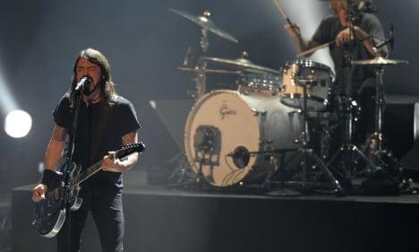 Foo Fighters cancel gigs after Sweden leg break