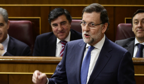 Rajoy tweaks leadership after poor election show