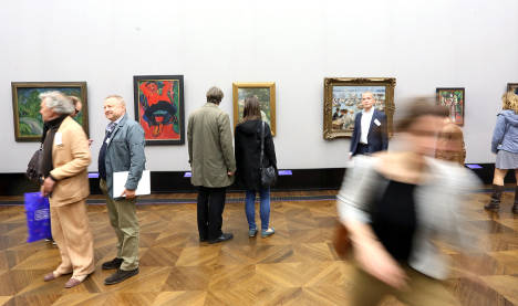 Nazi-looted masterpiece up for auction