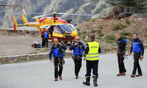 Fourth hiker found dead after Corsica landslide