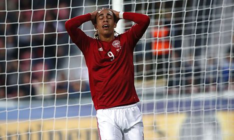 Denmark thrashed by Sweden in Euro semis