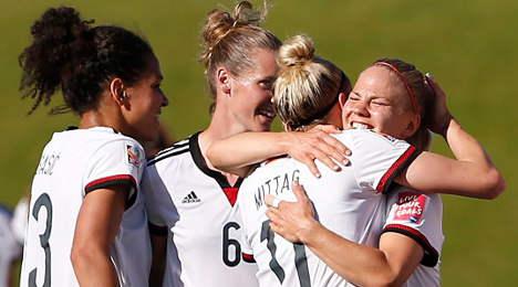 Germany gear up for France quarter final