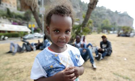 Migrants in hunger strike at France-Italy border