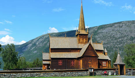 Norway's second biggest religion is 'none'