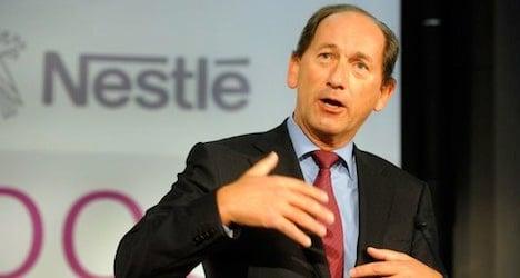 Nestlé chief Bulcke battles Maggi 'black eye'
