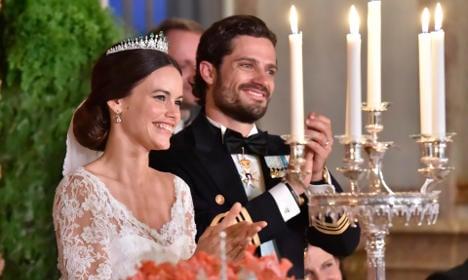 Swedish royals jet off to Fiji for honeymoon