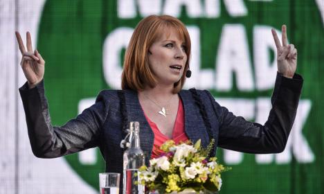 BLOG: Sweden's political power forum – Day One