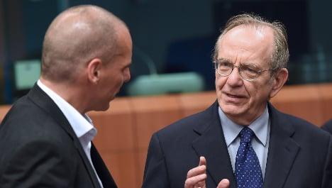 Italy does not fear Greek contagion: Padoan