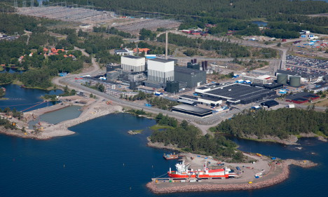 Huge nuclear reactor set to close in Sweden