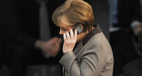 Merkel phone hacking inquiry peters out