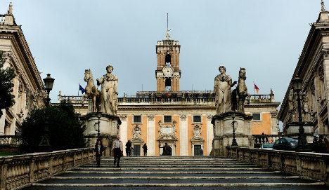 Six more arrested in Rome mafia probe