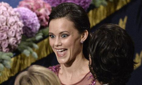 How a reality TV star got a Swedish fairytale