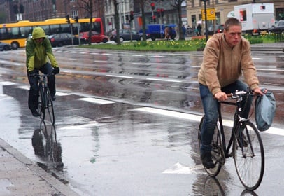 Denmark braces for wet and cloudy weekend