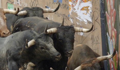 Two Spaniards die after being gored by bulls
