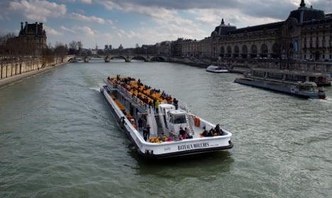 Paris tourist boat skipper sentenced in fatal crash