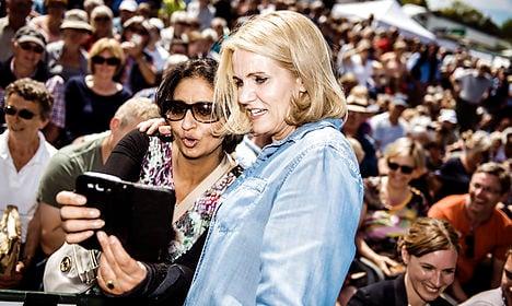 Chasing the PM at Denmark's Folkemødet