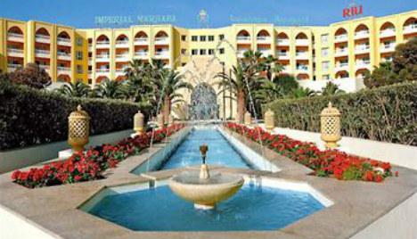 Spanish hotel targeted in Tunisia terror attack