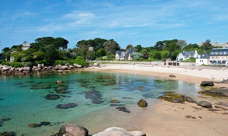 Brittany village named France's favourite