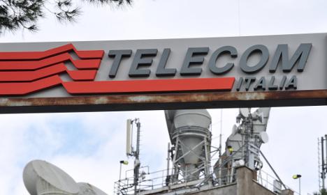 Spain's Telefonica sells Telecom Italia stake