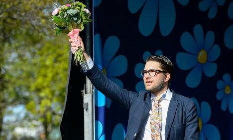 Swedish nationalists score record support