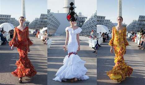 Catwalk of the future arrives in sunny Spain