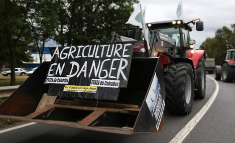 Public urged: 'Eat French meat to save our farmers'