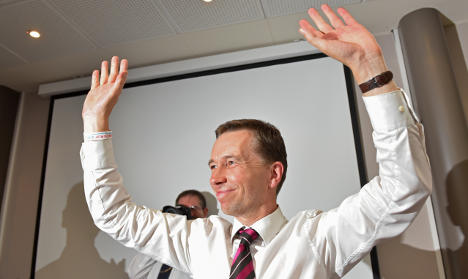 Jilted MEP Lucke sets up new eurosceptic party