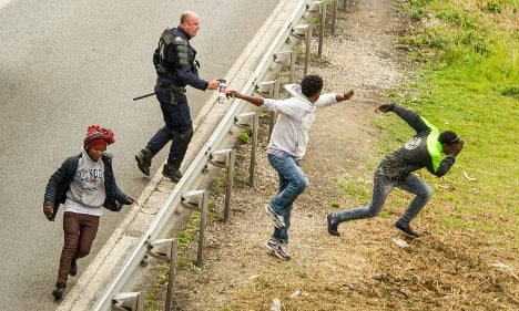 New measures to stop migrant deaths in Calais