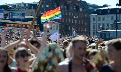 Sweden gears up for Stockholm Pride festival
