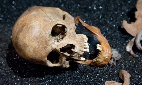 Mystery soldier's bones found on Swedish island