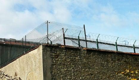 Norwegian mental patient held in French jail