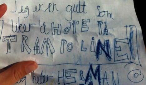 Swedes' viral plea finds sender of bottle message