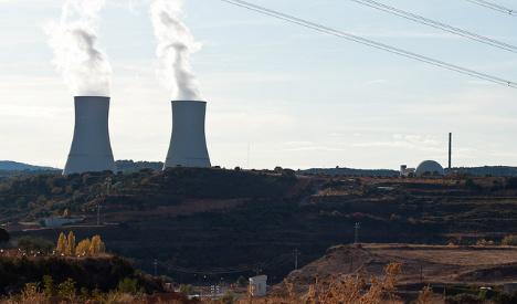 Row threatens Spain's first nuclear graveyard