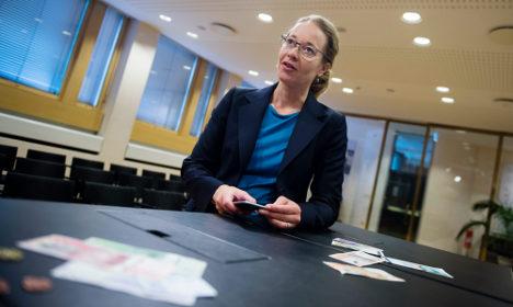 Swedes get set for new money, money, money