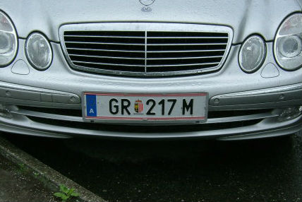 Neo-Nazi codes banned from number plates