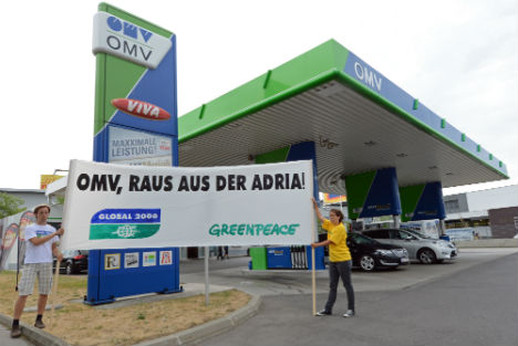 OMV gives up Adriatic oil and gas project