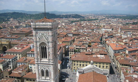Brit weighing 120kg rescued from bell tower