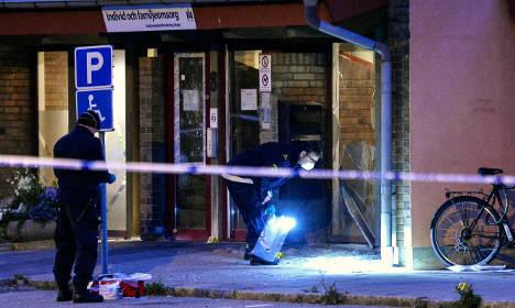 Third grenade attack in a week rocks Malmö