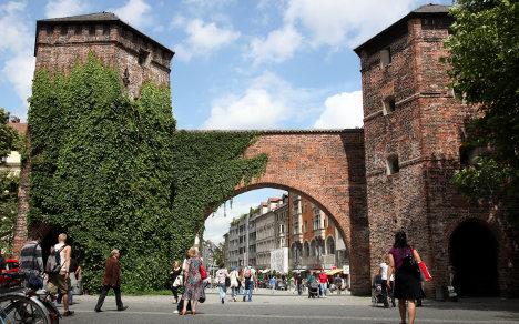 Munich teens save man's life as adults walk by