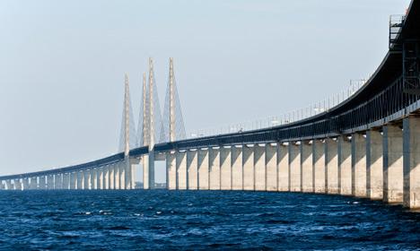 Record traffic boost for Denmark-Sweden bridge