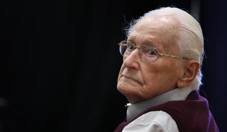 'Auschwitz bookkeeper' appeals verdict