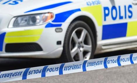Nationalist linked to huge Swedish dynamite haul