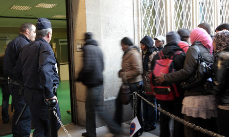 New French law aims to boost foreigners' rights
