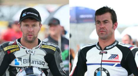 Spanish racers die in US motorbike horror crash
