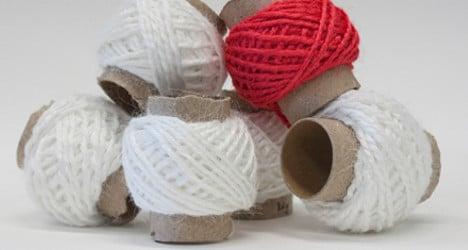 Swiss researcher creates yarn from abattoir waste