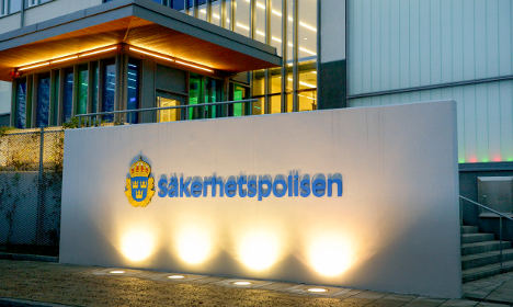 Two Gothenburg arrests over Syria terror killing