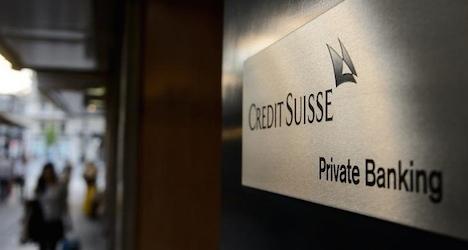 Credit Suisse reports billion franc profit